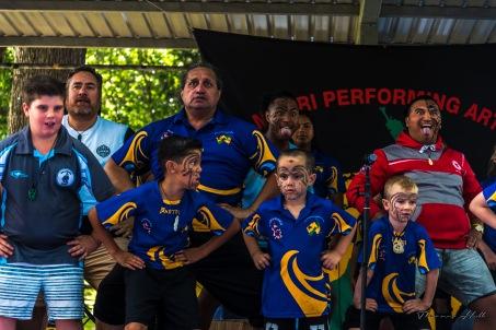 Waitangi Day 2018, Canberra, ACT Maori Performing Arts Inc kapa haka group
